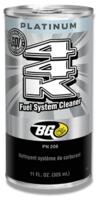 BG208 44K® Platinum промывка форсунок (инжекторов) бензинового ДВС в бак