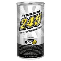Премиальный очиститель топливной системы диз/двигателя BG 245