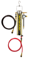 Аппарат для промывки топливной системы дизельных ДВС BG 9700-550