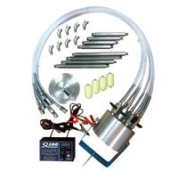 Установка для раскоксовки колец и ЦПГ SL-200